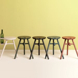 Bottle stool  0012